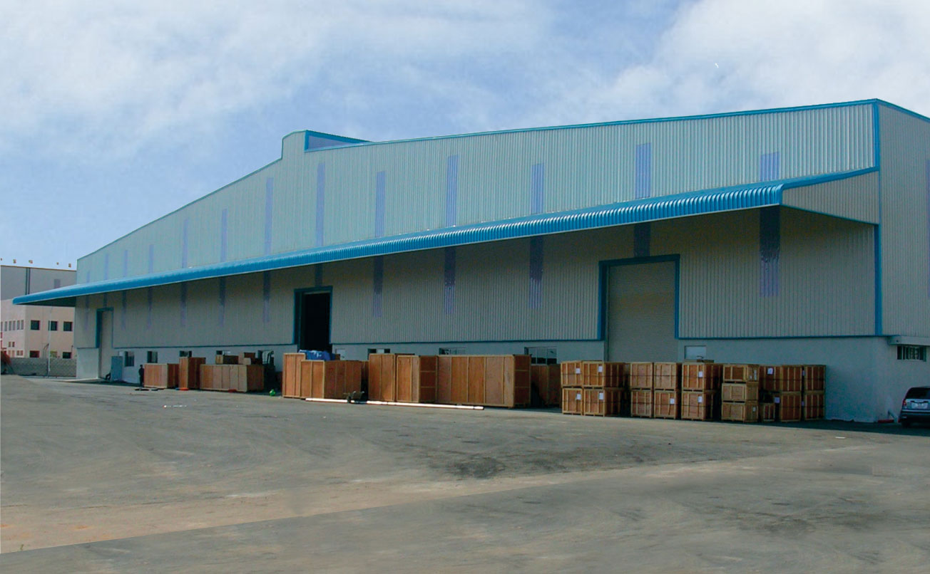 Warehouse in chennai