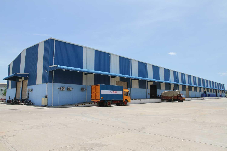 Warehouse on rent in chennai