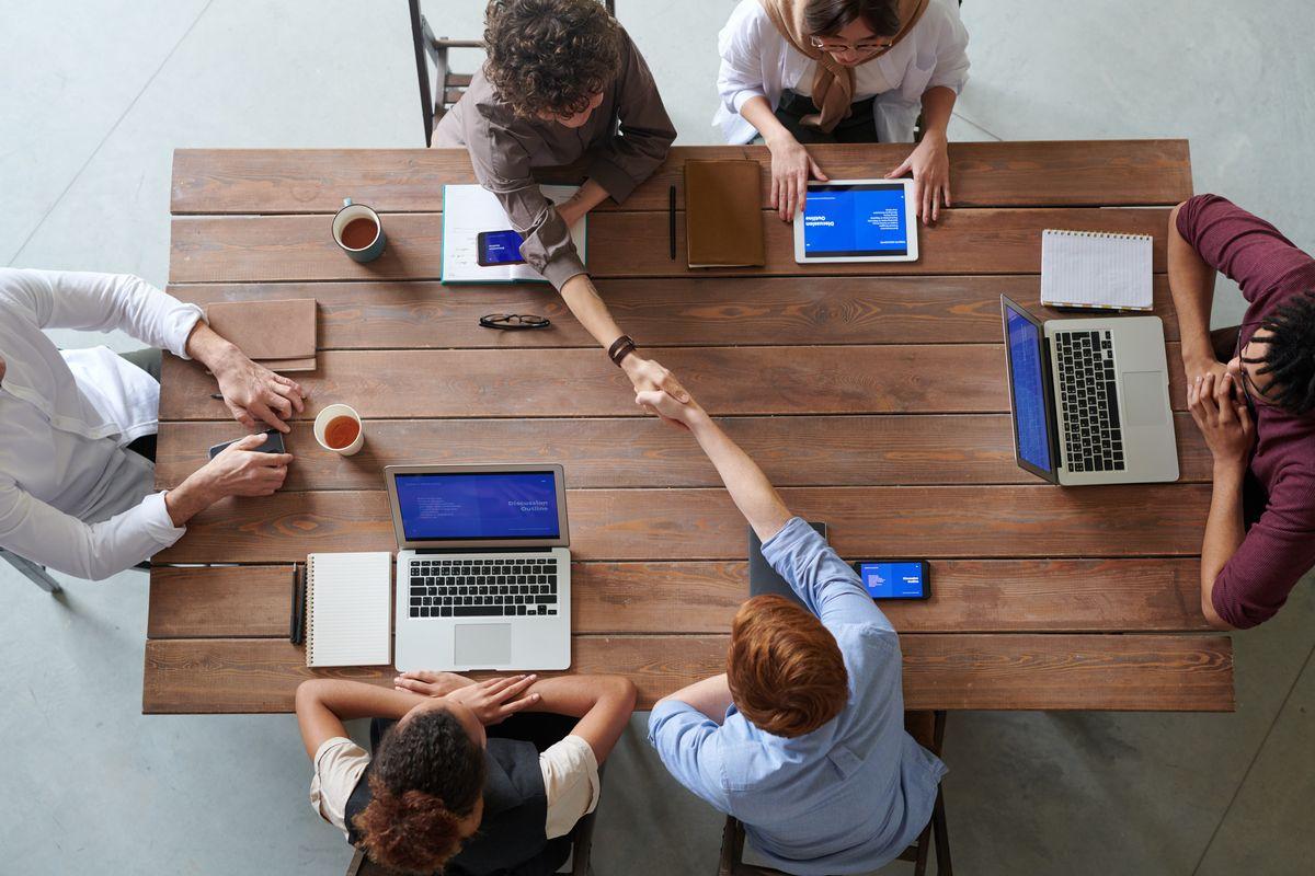coworking meeting room
